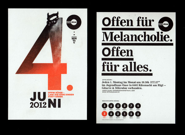 Johnson / Kingston, Grafik, Bern / Luzern